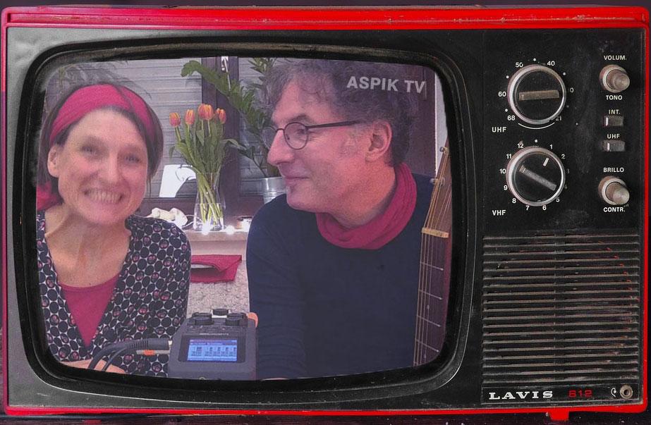 Musique in Aspik: Livestream